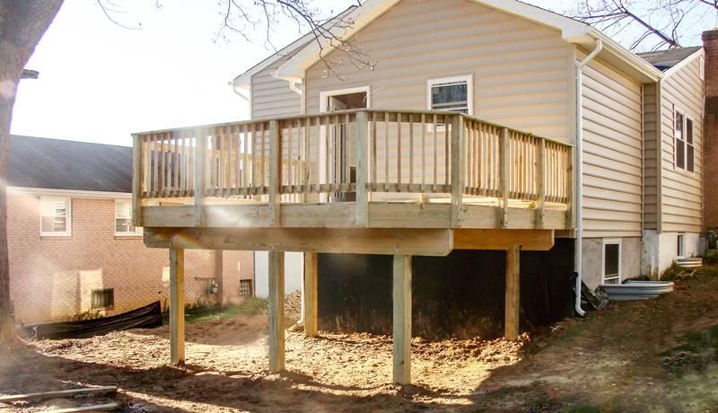 Home Addition Arlington VA