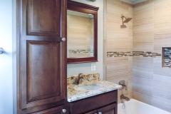 Custom Home Bathroom Alexandria VA -1
