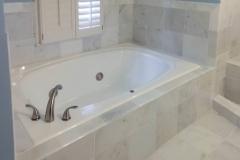 Master Bath remodel Oakton VA 2