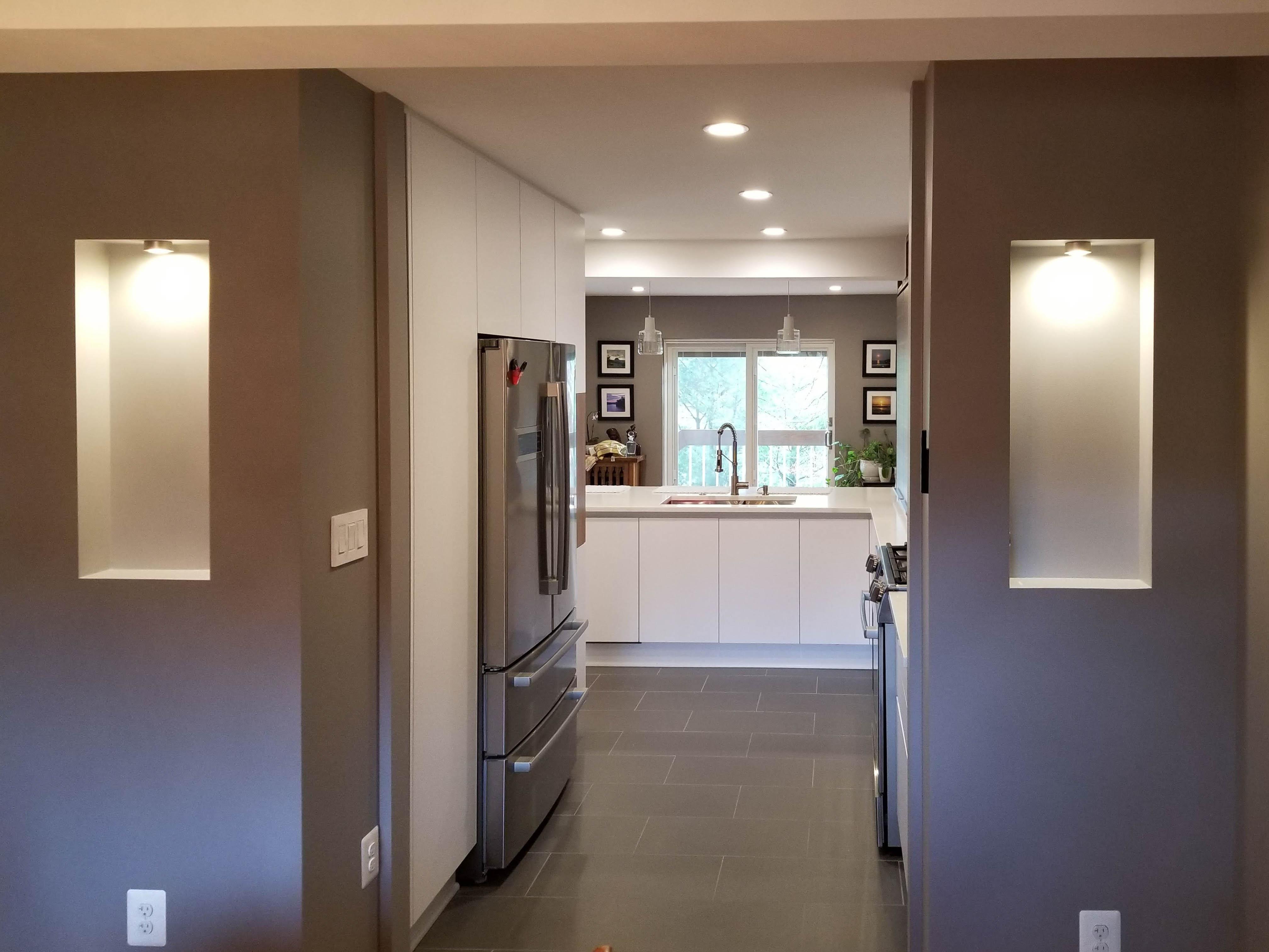 Fairfax VA Kitchen Remodeling