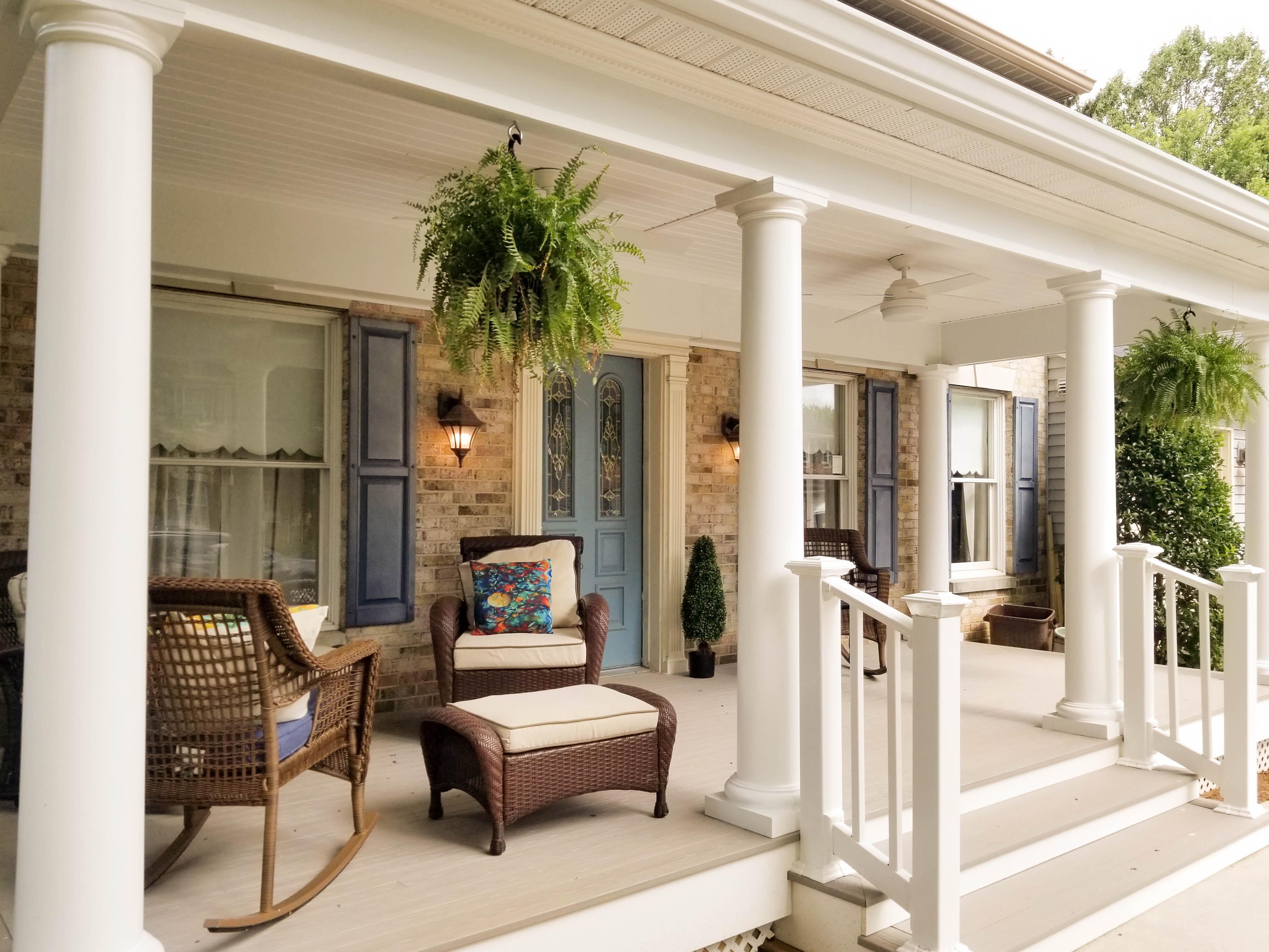 Front Porch Remodeling Rockville MD
