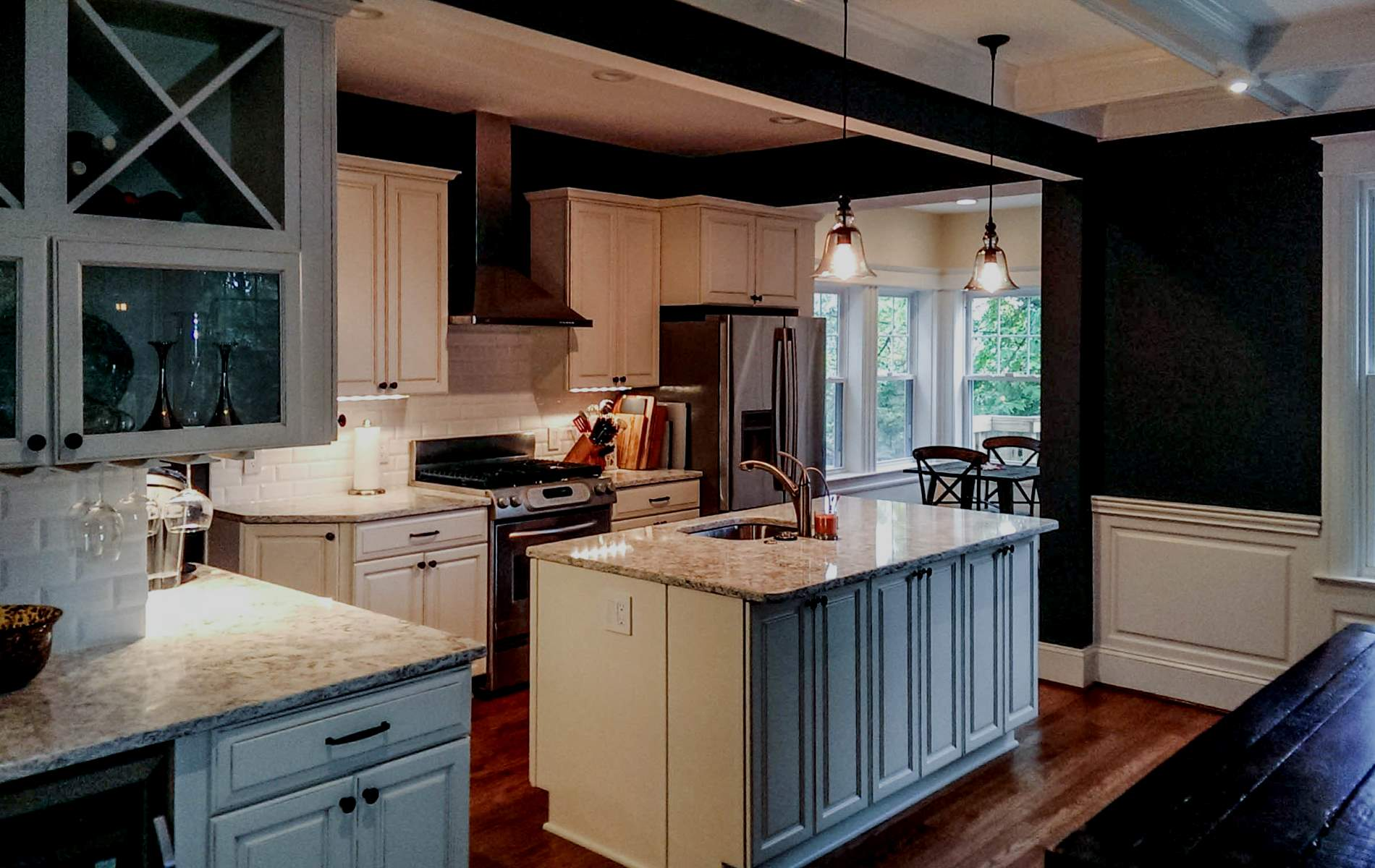 Spring is in the air and so is Springfield home remodeling.