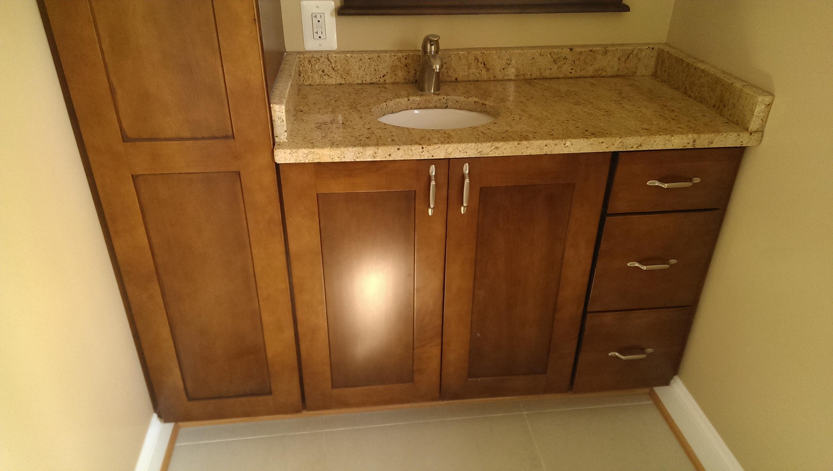 Bathroom remodeling in Mount Vernon